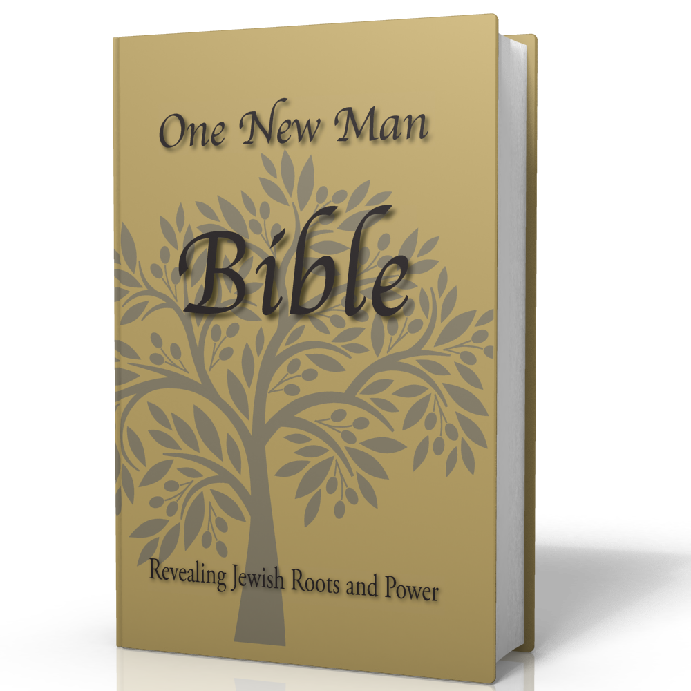 One New Man Bible Hardcover