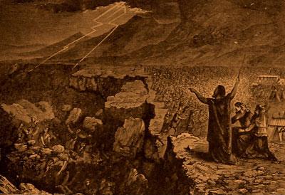 Weekly Torah Readings: Korah