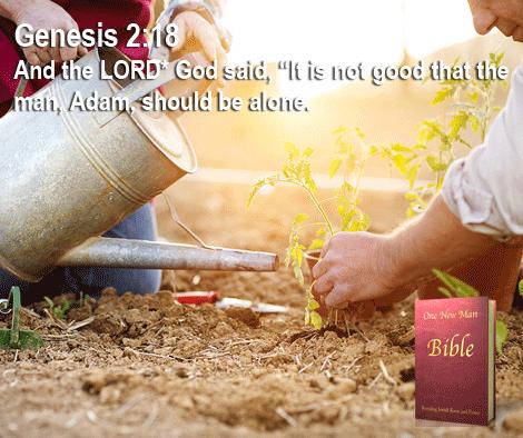 Genesis 2:18