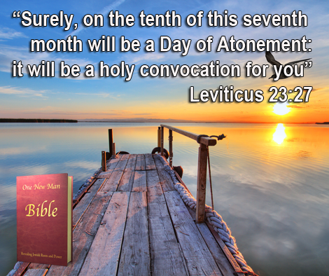 One New Man Daily Word : Leviticus 23:27