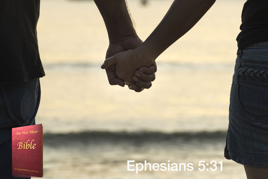 One New Man Daily Word : Ephesians 5:31