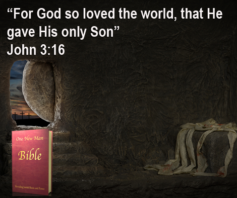 One New Man Daily Word : John 3:16