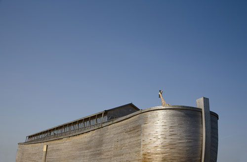 Weekly Torah Readings: Noah
