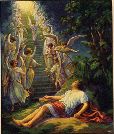 Weekly Torah Readings: Vayeitsei