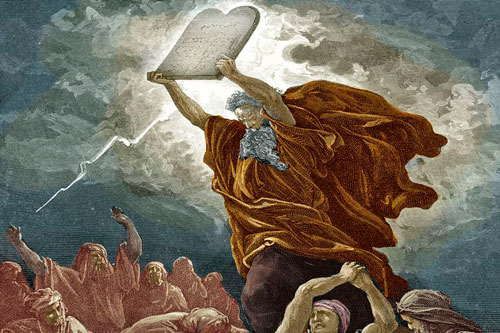 Weekly Torah Readings: Yitro