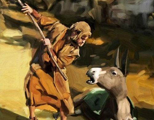Weekly Torah Readings: Balak