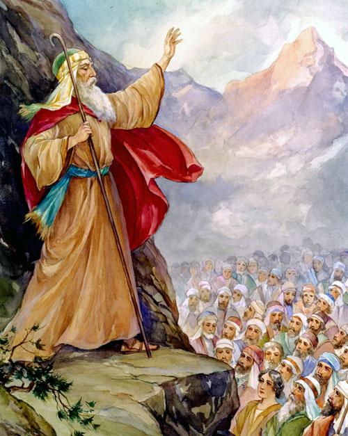 Weekly Torah Readings: D'varim