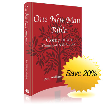 One New Man Bible Companion