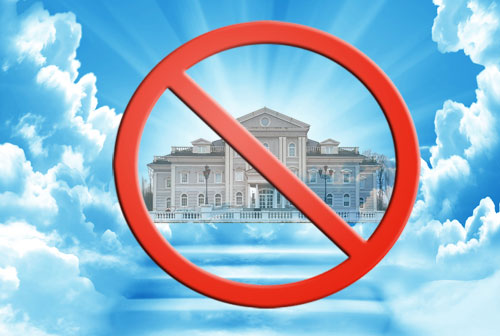 Bible Myth # 14 Mansions in Heaven