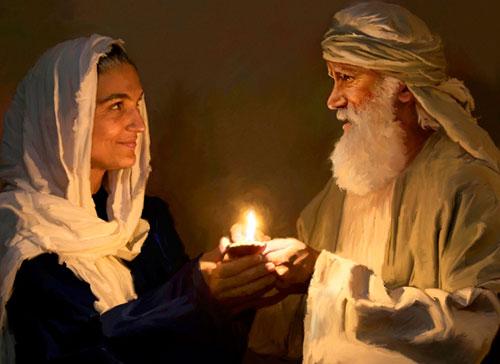 Heroines of the Bible: Sarah
